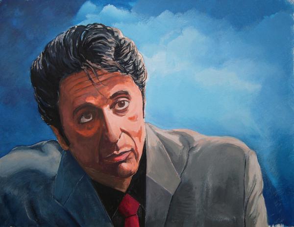 Al Pacino by columbo